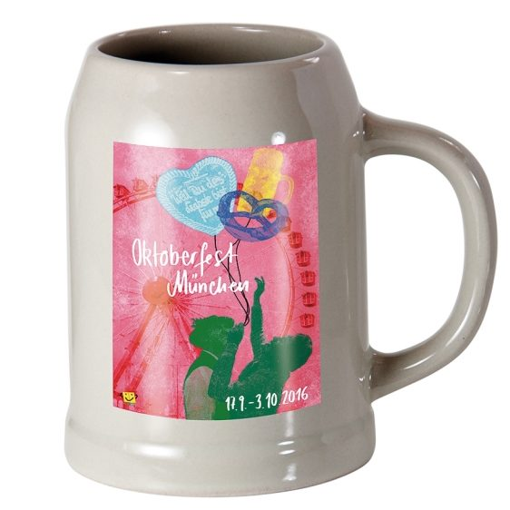 Official Oktoberfest 2016 Beer Stein